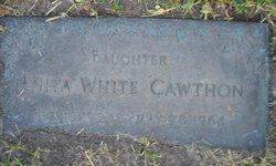 Anita Arvilla <i>White</i> Cawthon