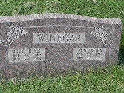 John Elias Winegar