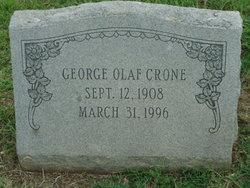 George Olaf Crone