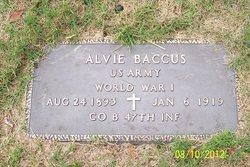 Alvie Baccus