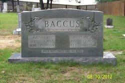 Calvin Riley Baccus