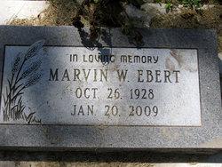 Marvin W. Ebert