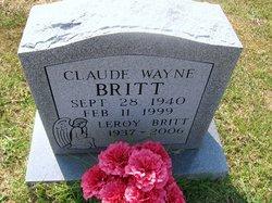 Claude Wayne Britt