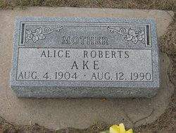Alice H. <i>Rebo</i> Ake
