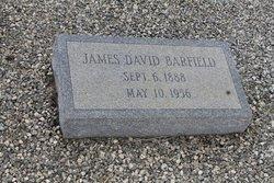 James David Dave Barfield