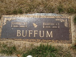 Martha <i>Leonard</i> Buffum