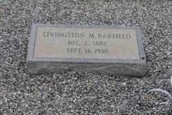 Livingston M Barfield