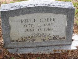 Mittie Greer