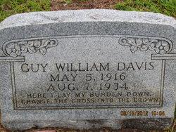 Guy William Davis