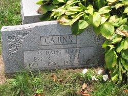 Benjamin F Cairns, Jr