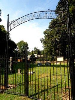 Morning Sun Cemetery
