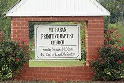 Mount Paran Church Cemetery