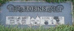 Isabell Harris <i>Watt</i> Robins