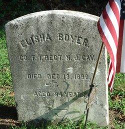 Pvt Elisha Boyer