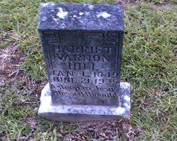 Harriett <i>Varnon</i> Hill