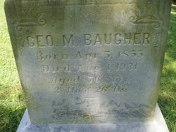 George M. Baugher