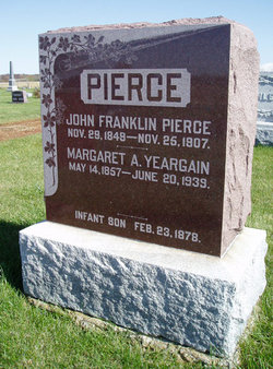 John Franklin Pierce