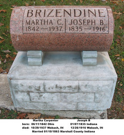 Joseph B Brizendine