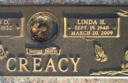 Linda <i>Hurt</i> Creacy