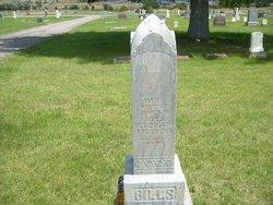 Mary Christena <i>Hartley</i> Bills