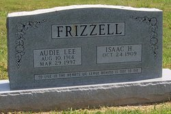 Audie Lee <i>Foster</i> Frizzell