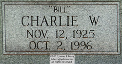 Charlie W Bill Babers