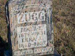 Emma J. <i>Gates</i> Zugg