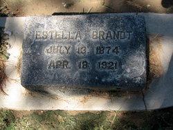 Estella Stella <i>Dunlap</i> Brandt