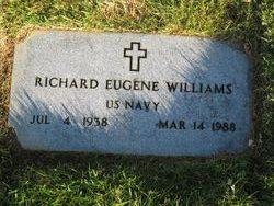 Richard Eugene Williams