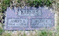 Ruth Evelyn <i>Case</i> Barnes
