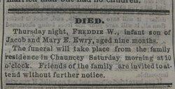 Fredric William Little Freddy Ewry
