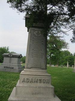 Ann Eliza <i>Fowler</i> Adamson