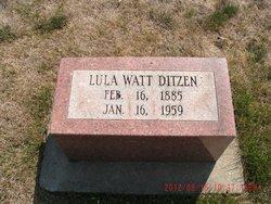 Lula <i>Watt</i> Ditzin