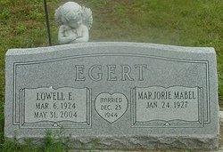Marjorie Mabel <i>Forward</i> Egert