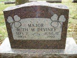 Maj Ruth Mary Deviney