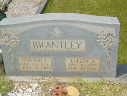Evelyn Pearl <i>Jackson</i> Brantley