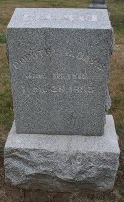 Mrs Dorothy C. <i>Wilder</i> Davis