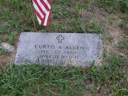 Curtis A Allen