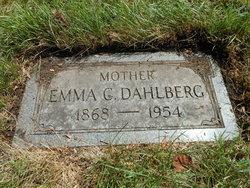 Emma Christina <i>Andersdotter</i> Dahlberg