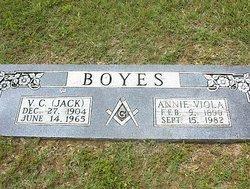 V.C. Jack Boyes