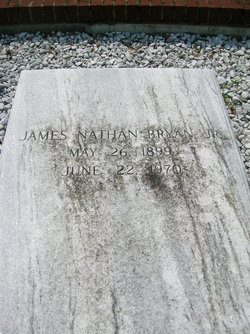 James Nathan Bryan, Jr