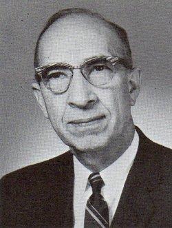 Rev Louis E. Bauman