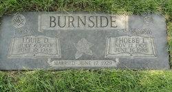 Phoebe Louella Nana <i>Patterson</i> Burnside