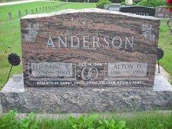 Alton Orval Anderson