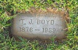 Thomas Jackson Boyd
