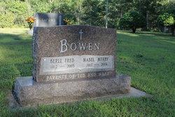 Berle F. Bowen