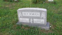 Florence Caroline <i>Friend</i> Beckman