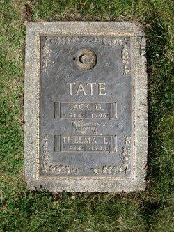 Jack Garside Tate