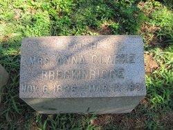 Anna Priscilla <i>Clark</i> Breckinridge