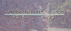 Morrison Lee Tex Acre
